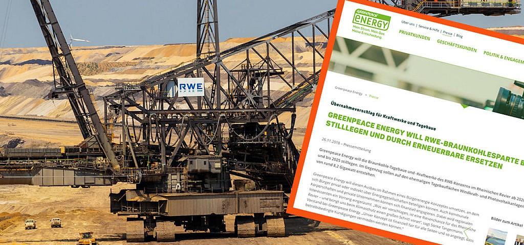 Hambacher Forst: Greenpeace will Wald vor RWE retten