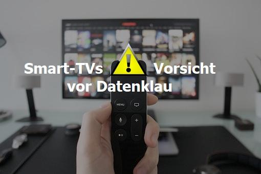 Sie verkaufen deine Daten: Smart-TVs verdienen Geld mit Datenklau