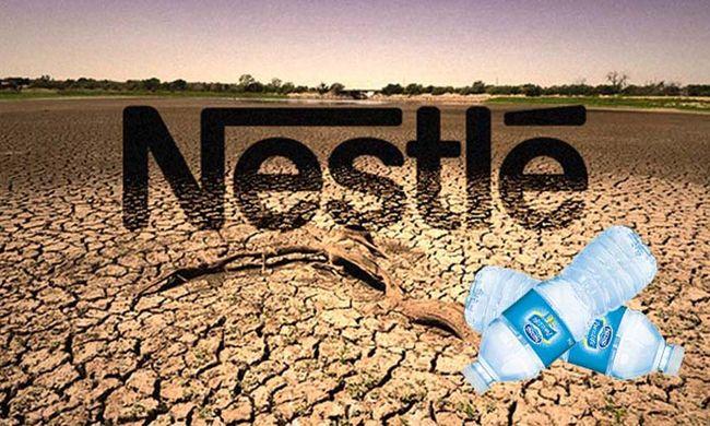 Stoppt Nestlé bei der Privatisierung der Wasserversorgung