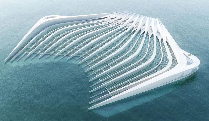 Pacific Garbage Screening – Befreit dieser Riesenkamm (400 Meter) die Ozeane von Plastik?