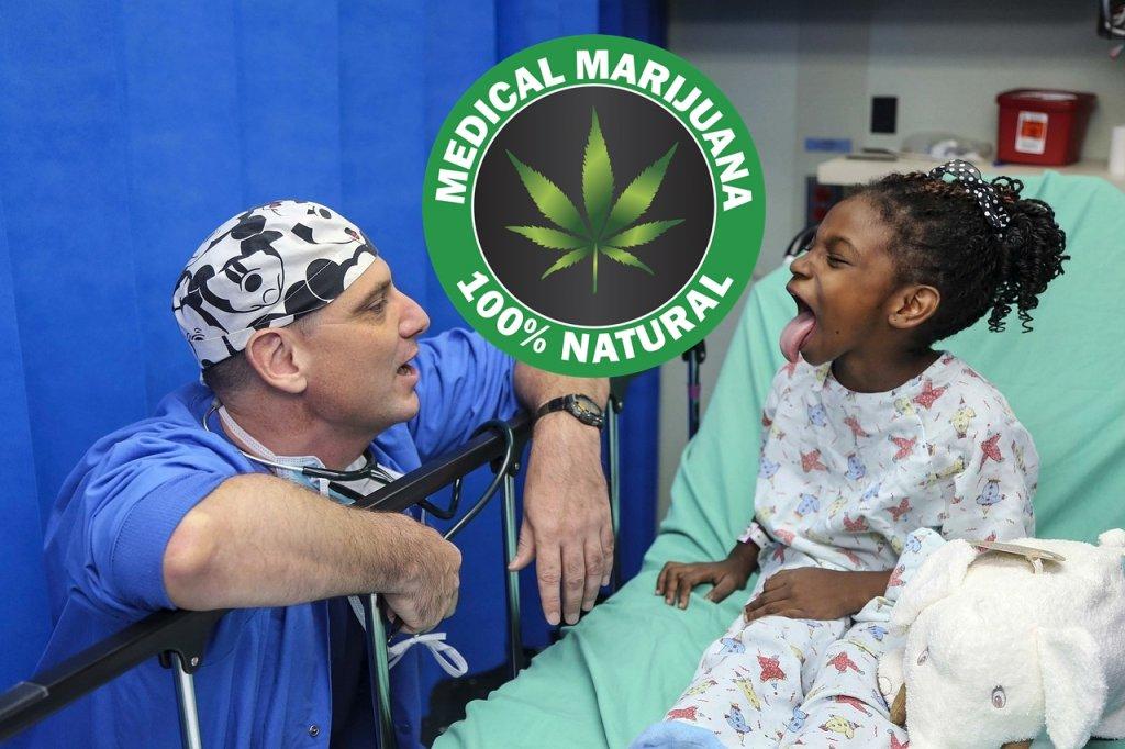 London: Erste Cannabisklinik für Kinder Europas öffnet ihre Pforten