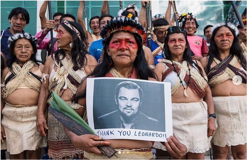 Brasiliens Urvölker kämpfen gegen Regierung und für den Amazonas