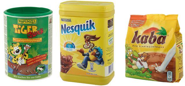 Nestlé Nesquik Kakao fällt im Ökotest durch – der Konzern äußert sich auf Facebook