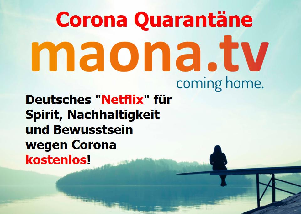 Wegen Corona-Quarantäne bietet Videostreamingdienst seine Filme online kostenlos an